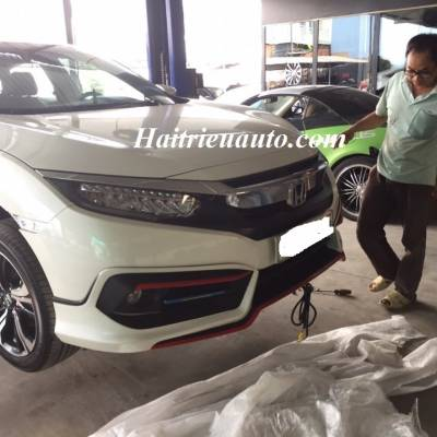 Body Civic 2017 mẫu 1