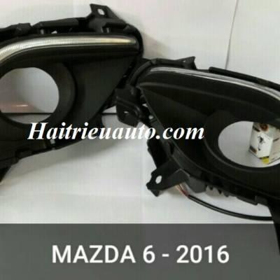 Đèn led gầm Mazda 6