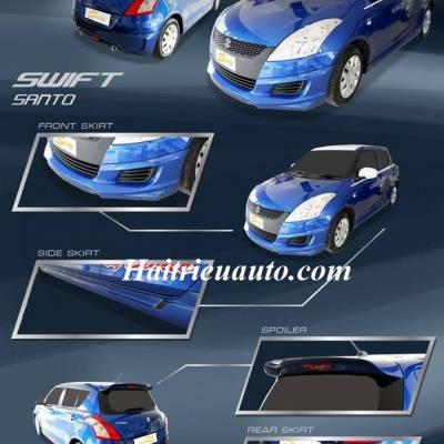 Body cho xe Suzuki Swift