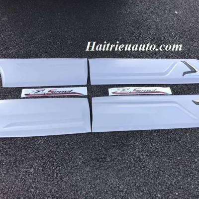 Ốp hông cho xe Fortuner 2017