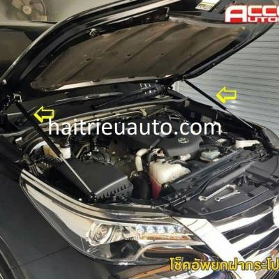 ty mở lắp cap po cho xe fortuner 2017