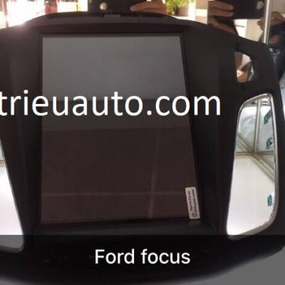 màn hình android theo xe focus