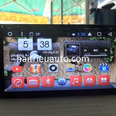 Màn hình  android xe innova 2012