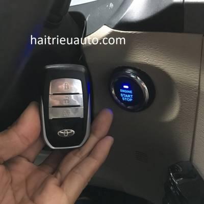 chìa khóa thông minh cho xe  Venza