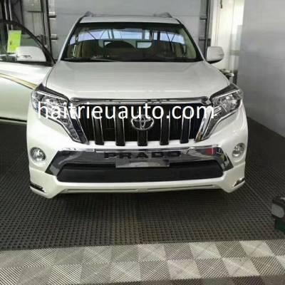 ốp cản trước xe Prado 2018