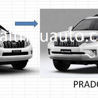 Nâng cấp Land Cruiser Prado 2010 lên 2018