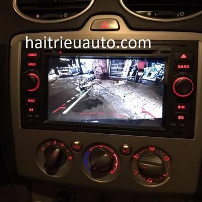 màn hình dvd theo xe focus 2010