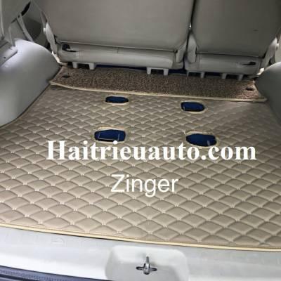lót cốp 5d Mitsubishi Zinger