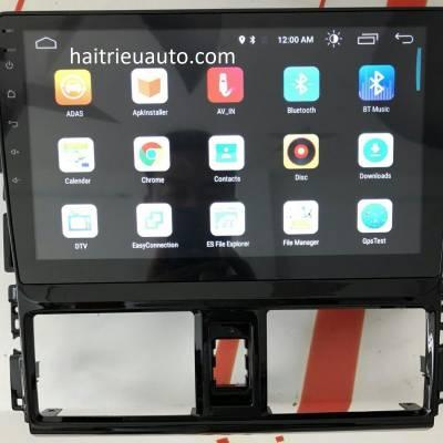 màn hình android winca xe vios