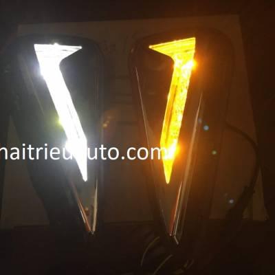 đèn led gầm cho xe camry 2017