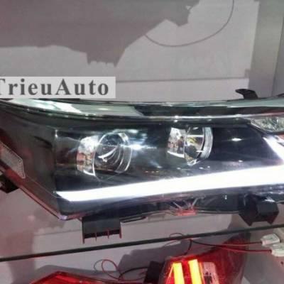 Đèn pha độ cho xe altis