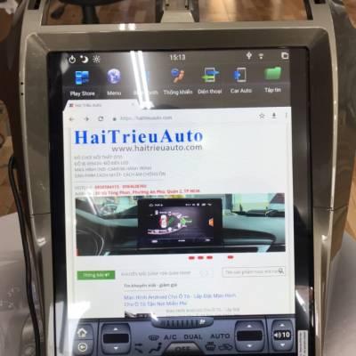 Màn hình android cho xe Lexus GX 460
