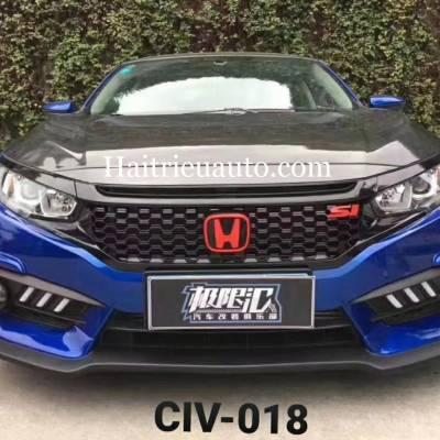 Mặt ca lăng độ xe Honda Civic