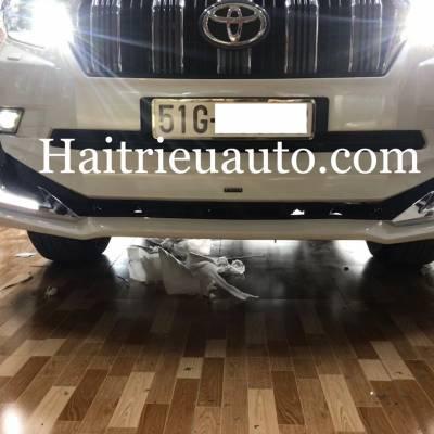 Body xe Toyota Land cruiser prado 2018