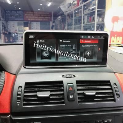 màn hình android BMW X3 2004-2009