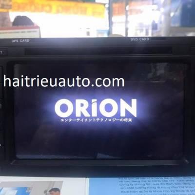 màn hình orion theo xe captiva
