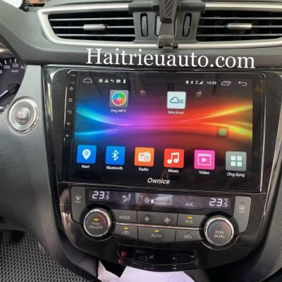 màn hình android Ownice cho xe Nissan X-Trail