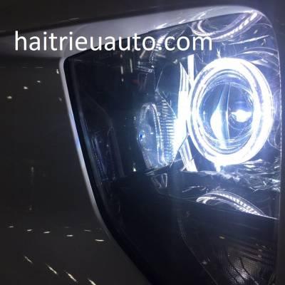 độ đèn pha cho xe Xpander