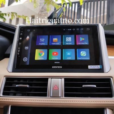 màn hình android zestech theo xe xpander