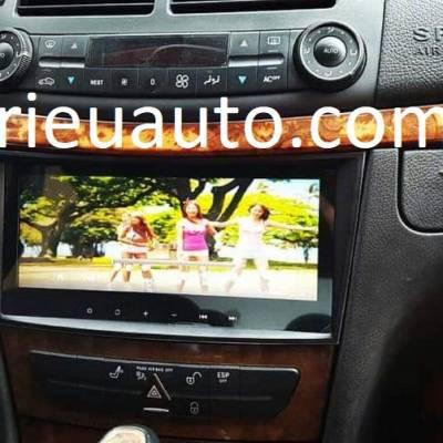 màn hình android Mercedes-Benz E class 2008