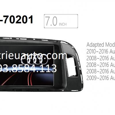 Màn hình android 7in cho xe AUDI A4/S4/A5/S5/Q5 B8