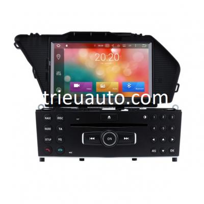màn hình DVD Android cho xe Benz GLK 2009 - 2014