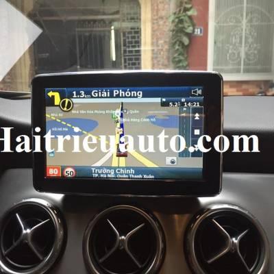 Nâng cấp Vietmap S1 cho Mercedes Benz GLA 250