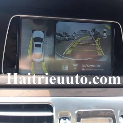 Lắp camera 360 cho  Mercedes E200 2015