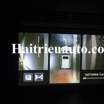 Lắp camera 360 Mercedes GLK 250 2015