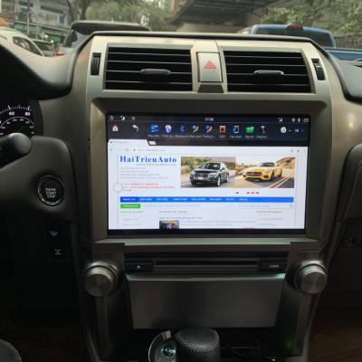 màn hình android theo xe lexus GX460