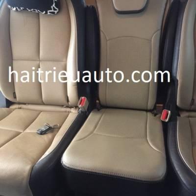 độ ghế phụ cho xe sedona