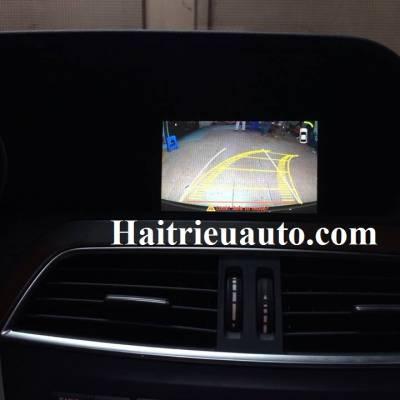 camera lùi cho xe Mercedes C250 2013
