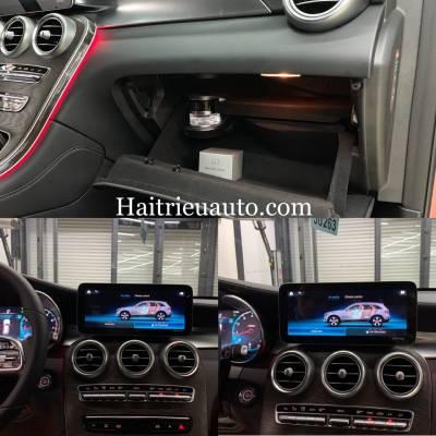 Hệ thống nước hoa Air freshener và Ionisation theo xe Mercedes GLC 200 2020