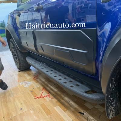 Ốp hông xe Ford Ranger Raptor
