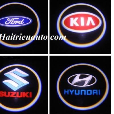 Logo cánh cửa xe Ford, Kia, Huyndai , Suzuki