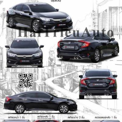 Body mẫu Z1 honda civic 2017