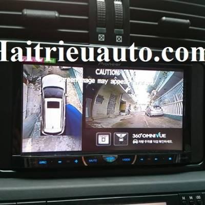 camera 360 Omnivue cho xe Toyota Prado