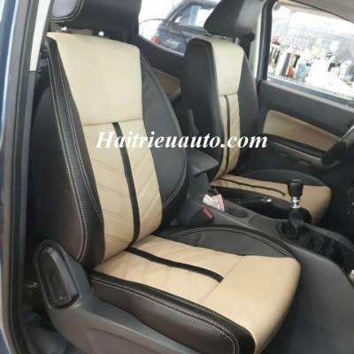 Bọc ghế da cho xe Ford Ranger mẫu 1