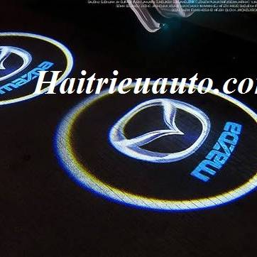 Logo cánh cửa Mazda