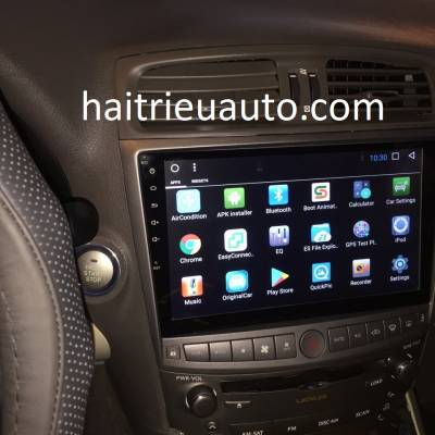 android lexus Is 250