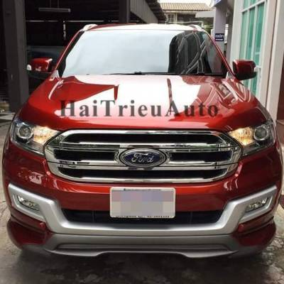Body kit ativus ford everest 2017