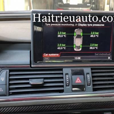 Cảm biến áp suất lốp cho xe Audi A7