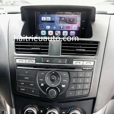 màn hình android theo xe mazda bt50