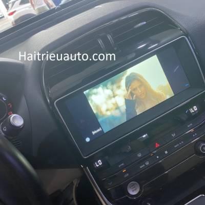 màn hình android theo xe Jaguar