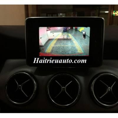 Lắp camera 360 độ cho xe Mercedes CLA 200