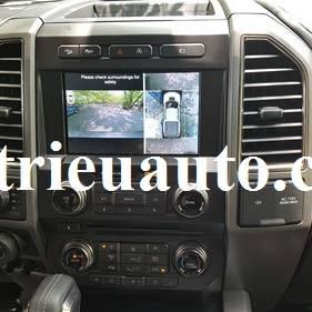 Camera 360 độ cho xe Ford F150