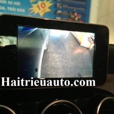camera cập lề cho xe Mercedes C200
