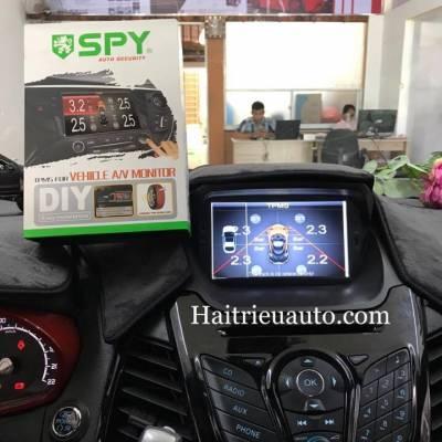 Cảm biến áp suất lốp SPY tích hợp màn hình DVD ecosport