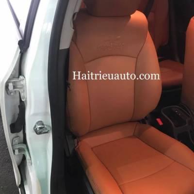 Bọc ghế da cho xe chevrolet Cruze