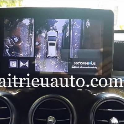 Camera 360° Omnivue cho Mercedes Benz GLC 250